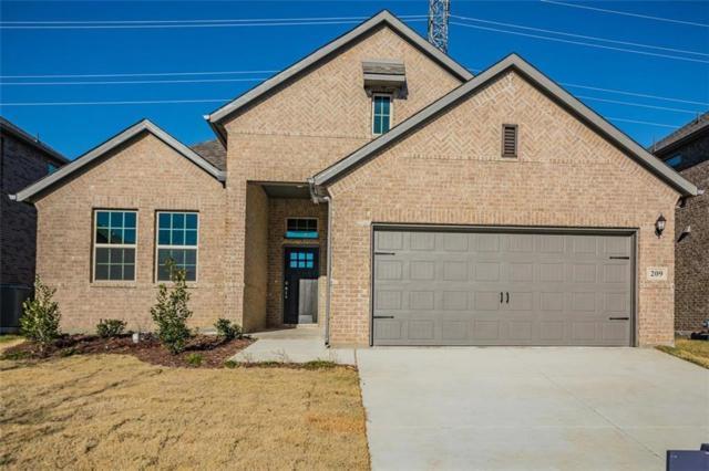 209 Black Alder Drive, Fort Worth, TX 76131 (MLS #13880632) :: Kimberly Davis & Associates