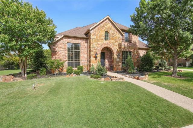 9051 Crockett Drive, Lantana, TX 76226 (MLS #13880894) :: RE/MAX Landmark