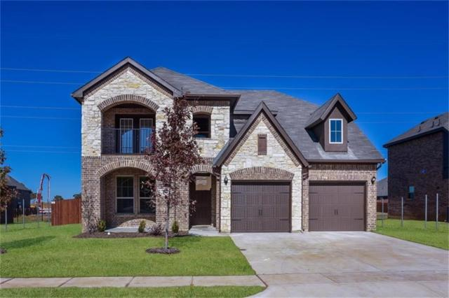 1546 Grassy Meadows, Burleson, TX 76058 (MLS #13881276) :: The Mitchell Group