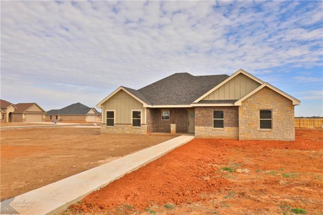 105 Coyote Creek, Tuscola, TX 79562 (MLS #13881601) :: RE/MAX Landmark