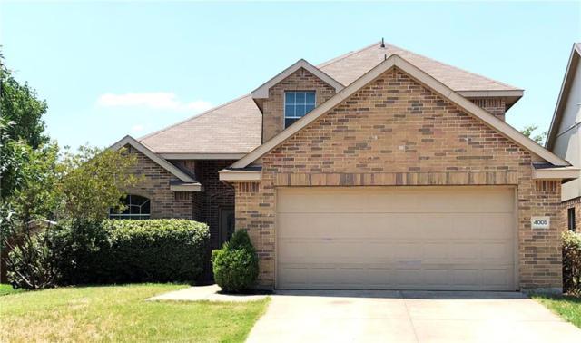4005 Collin Court, Heartland, TX 75126 (MLS #13884515) :: Team Hodnett