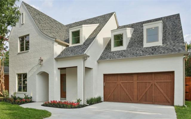 4040 Beechwood Lane, Dallas, TX 75220 (MLS #13884891) :: RE/MAX Landmark