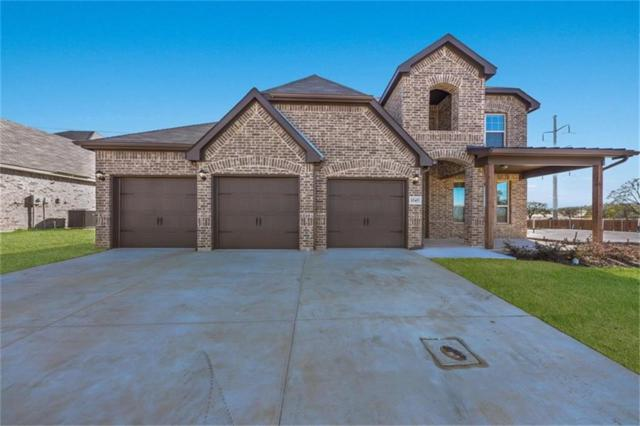 1545 Blue Lake, Burleson, TX 76058 (MLS #13885382) :: The Mitchell Group