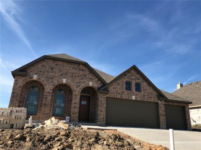 509 Thompson Drive, Van Alstyne, TX 75495 (MLS #13885789) :: The Real Estate Station