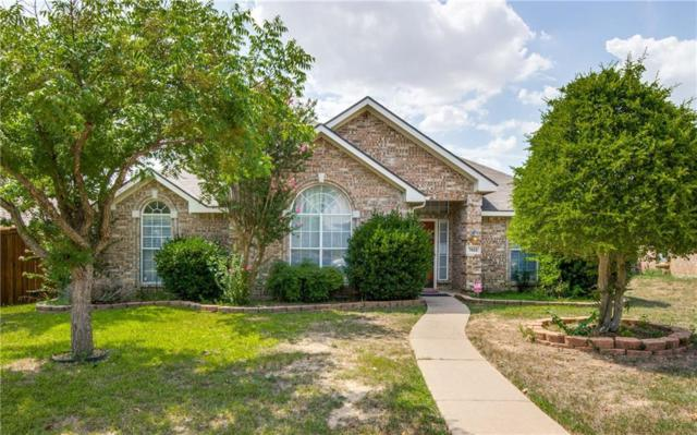 7833 Lancelot Road, Frisco, TX 75035 (MLS #13886380) :: Baldree Home Team
