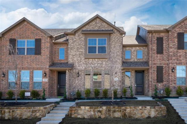 1016 Foxglove Drive, Carrollton, TX 75007 (MLS #13887102) :: The Hornburg Real Estate Group
