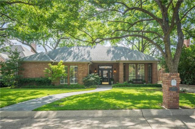 12321 Brittany Circle, Dallas, TX 75230 (MLS #13888629) :: RE/MAX Landmark
