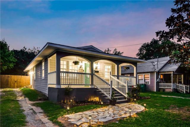 1405 Oak Street, Mckinney, TX 75069 (MLS #13889339) :: Robbins Real Estate Group