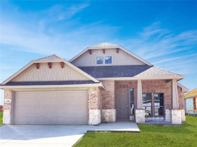 180 Colter Drive, Waxahachie, TX 75167 (MLS #13889665) :: Team Hodnett