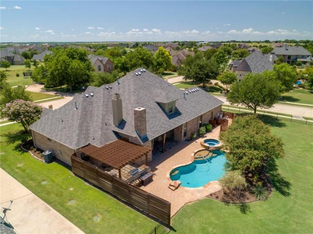 120 Stoneleigh Drive, Heath, TX 75032 (MLS #13890146) :: Team Hodnett
