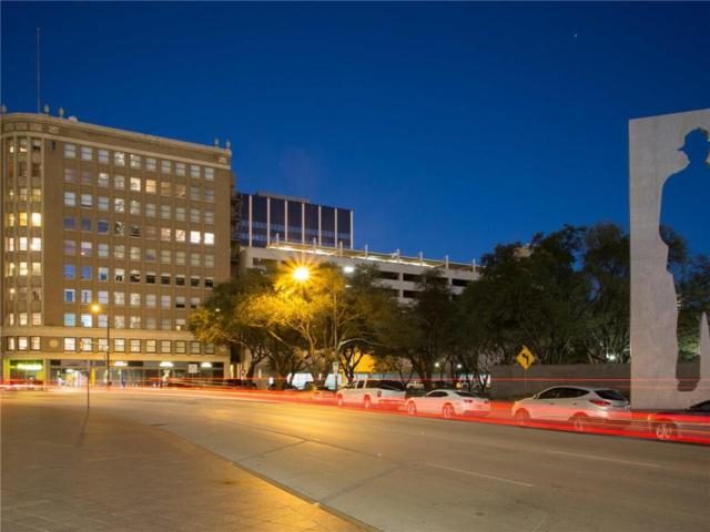 411 W 7th Street #607, Fort Worth, TX 76102 (MLS #13892362) :: The Chad Smith Team