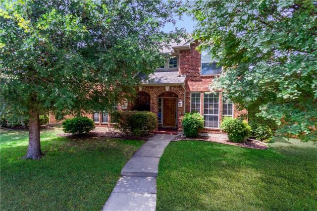 1480 Gleneagle Lane, Frisco, TX 75036 (MLS #13892960) :: RE/MAX Landmark