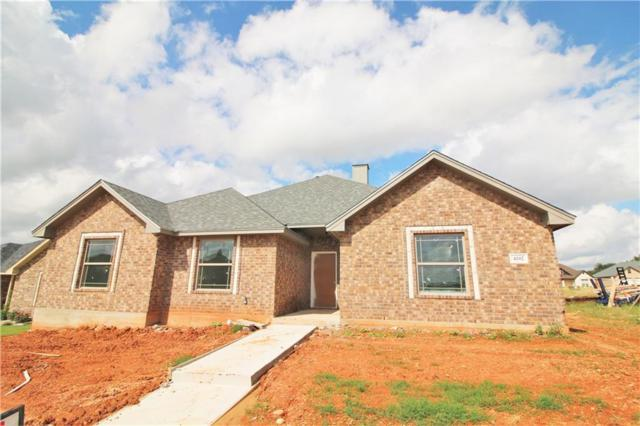 4102 Forrest Creek Court, Abilene, TX 79606 (MLS #13894982) :: RE/MAX Town & Country