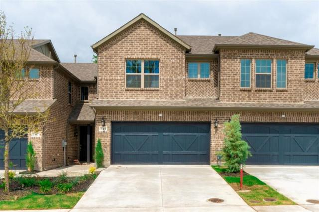 549 Teton Street, Allen, TX 75009 (MLS #13898373) :: Pinnacle Realty Team