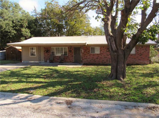 312 Woodlawn Drive, Comanche, TX 76442 (MLS #13899185) :: RE/MAX Pinnacle Group REALTORS