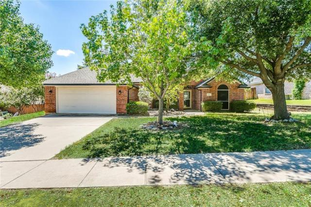 1024 Springhill Drive, Burleson, TX 76028 (MLS #13899427) :: Frankie Arthur Real Estate