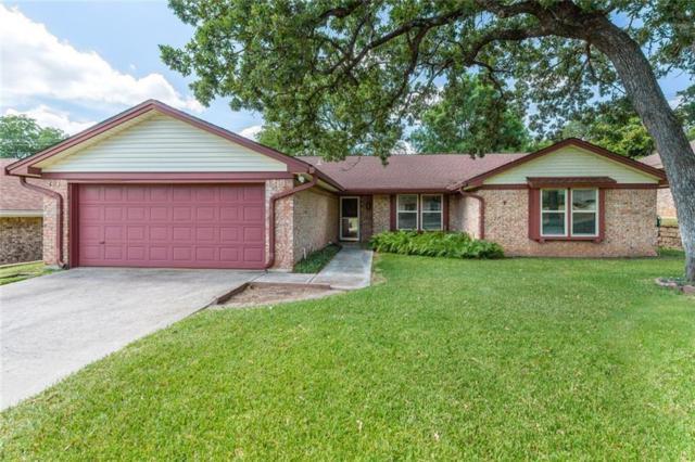 1708 Post Oak Drive, Bedford, TX 76021 (MLS #13899679) :: Team Hodnett