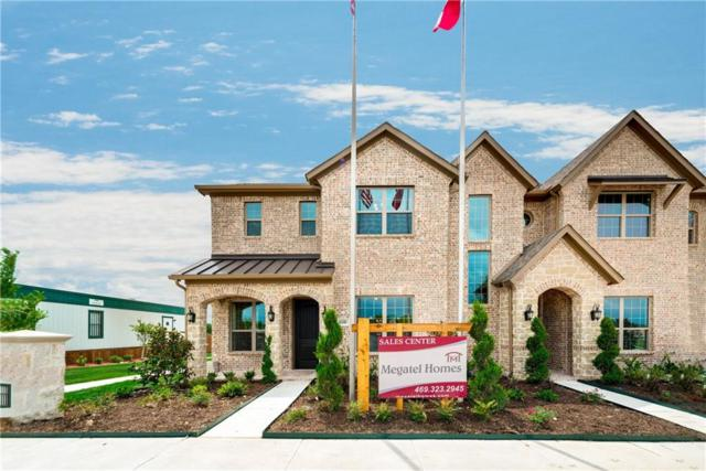 6276 Rainbow Valley Place, Frisco, TX 75035 (MLS #13900267) :: The Hornburg Real Estate Group