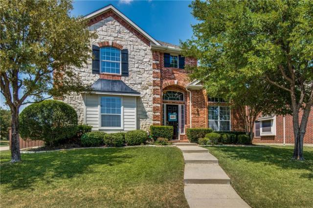 15720 Twin Cove Drive, Frisco, TX 75035 (MLS #13900582) :: Team Hodnett