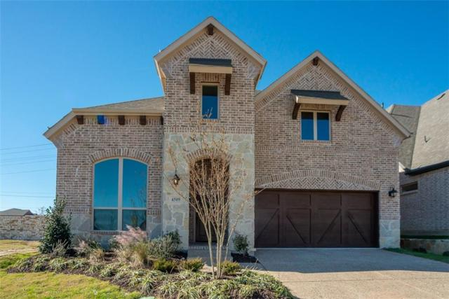 4509 Tall Knight Lane, Carrollton, TX 75010 (MLS #13901481) :: RE/MAX Town & Country