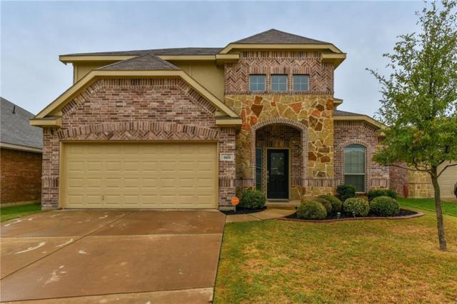 505 Beechgrove Terrace, Fort Worth, TX 76140 (MLS #13901797) :: Team Hodnett