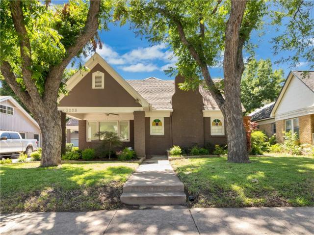 3228 Wabash Avenue, Fort Worth, TX 76109 (MLS #13903258) :: The Good Home Team