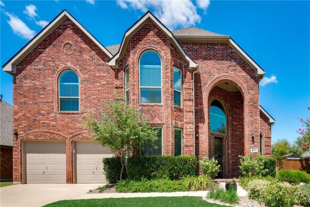 2504 Blue Jay Court, Mckinney, TX 75072 (MLS #13905100) :: RE/MAX Landmark