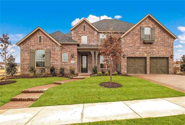 3500 Newport Drive, Prosper, TX 75078 (MLS #13905568) :: The Heyl Group at Keller Williams