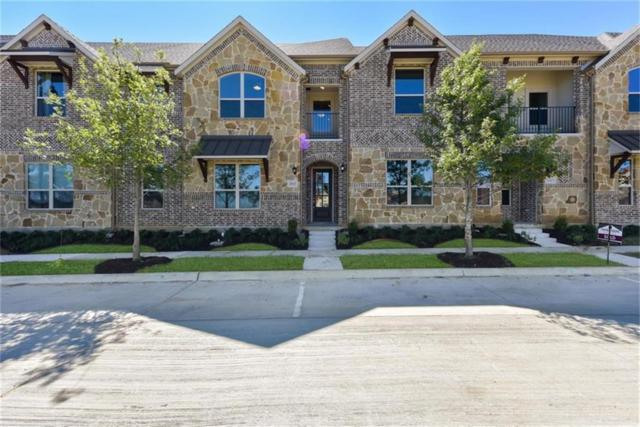 2513 Gramercy Park Drive, Flower Mound, TX 75028 (MLS #13906068) :: Real Estate By Design