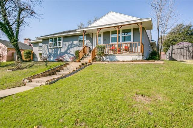 3525 Cripple Creek Drive, Dallas, TX 75224 (MLS #13908041) :: Frankie Arthur Real Estate