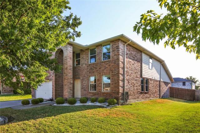 2609 Teal Cove Lane, Little Elm, TX 75068 (MLS #13908474) :: Baldree Home Team
