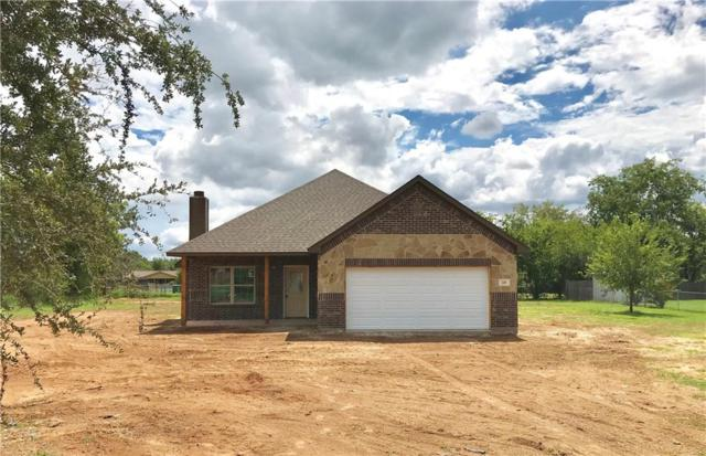 225 Lake Drive, Springtown, TX 76082 (MLS #13909096) :: RE/MAX Town & Country