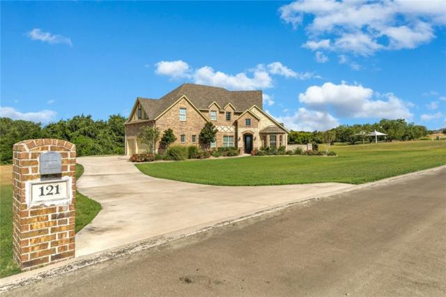 121 Signature Court, Weatherford, TX 76087 (MLS #13910546) :: The Chad Smith Team