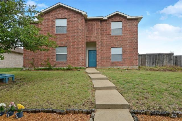 1304 Lonesome Dove Trail, Wylie, TX 75098 (MLS #13910853) :: The Rhodes Team