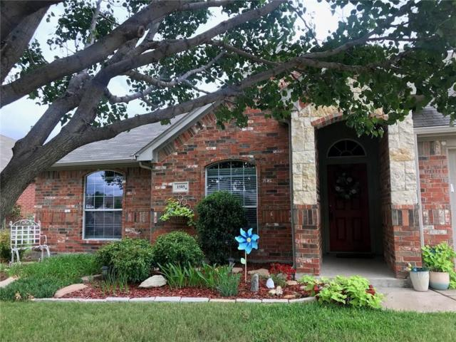 1505 Millbrook Drive, Midlothian, TX 76065 (MLS #13912451) :: Kimberly Davis & Associates