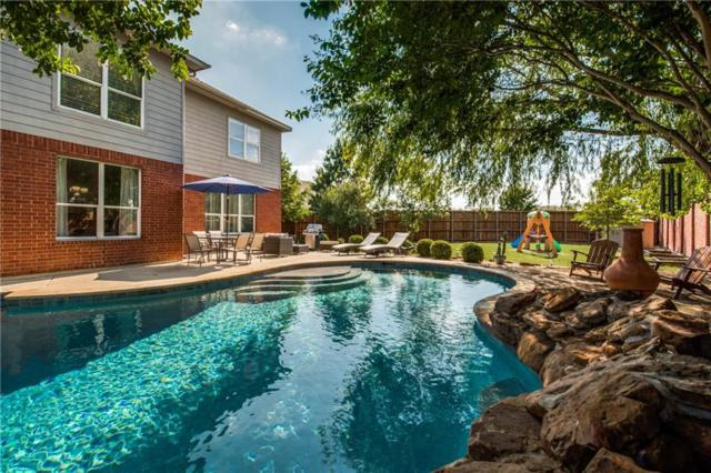 2601 Redcedar Drive, Little Elm, TX 75068 (MLS #13912644) :: The Chad Smith Team