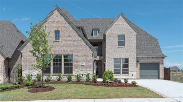 2791 Kingston Street, Prosper, TX 75078 (MLS #13913076) :: Real Estate By Design