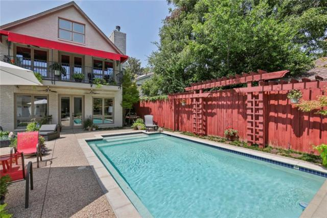 4334 Rawlins Street, Dallas, TX 75219 (MLS #13917510) :: The Heyl Group at Keller Williams