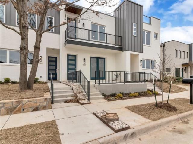 404 Wimberly, Fort Worth, TX 76107 (MLS #13917838) :: The Heyl Group at Keller Williams