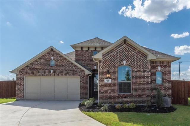 1101 Montaigne Boulevard, Mansfield, TX 76063 (MLS #13918006) :: The Hornburg Real Estate Group