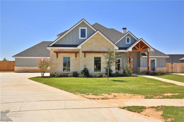 4626 Lonesome Dove Trail, Abilene, TX 79602 (MLS #13921410) :: The Paula Jones Team   RE/MAX of Abilene