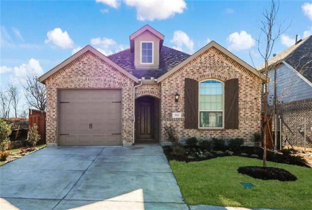 1024 Friesian Lane, Aubrey, TX 76227 (MLS #13921782) :: Real Estate By Design