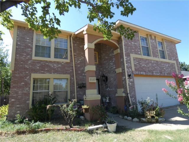 1113 Mill Branch Drive, Garland, TX 75040 (MLS #13924671) :: Robbins Real Estate Group