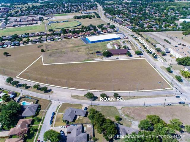3301 Roan Road, Garland, TX 75043 (MLS #13925911) :: The Real Estate Station