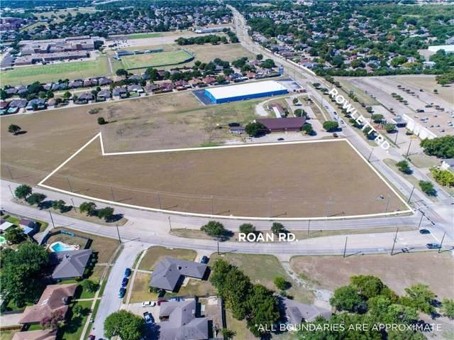 3301 Roan Road, Garland, TX 75043 (MLS #13925911) :: The Tierny Jordan Network