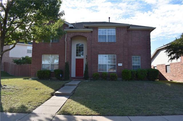 1412 Gatlinburg Circle, Desoto, TX 75115 (MLS #13928195) :: RE/MAX Town & Country