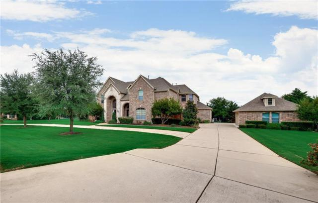 881 Beechwood Lane, Fairview, TX 75069 (MLS #13929707) :: RE/MAX Town & Country