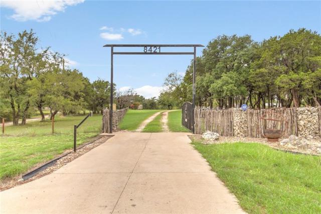 8421 Lakeview Drive, Cleburne, TX 76033 (MLS #13930339) :: Potts Realty Group