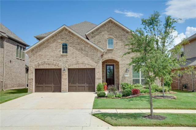 9013 James Drive, Lantana, TX 76226 (MLS #13931302) :: RE/MAX Landmark