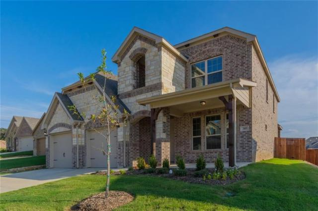 315 Hudson Court, Kennedale, TX 76060 (MLS #13932672) :: Kimberly Davis & Associates